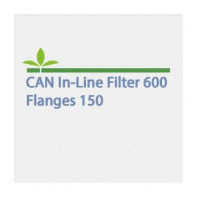 CAN IN-LINE FILTER 600, FLANGES 150