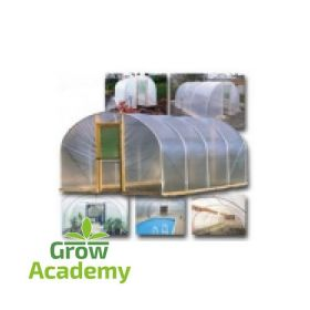 SC680GW TUNNEL GREENHOUSE