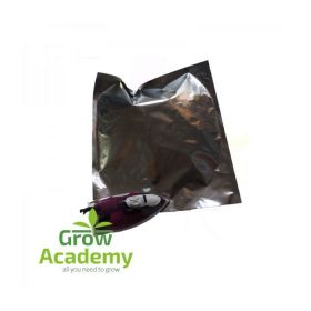 METALLISED RESEALABLE BAG 560X1000MM