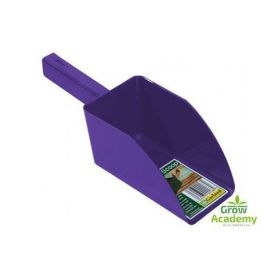 G61 GARDEN FLAT BASE SCOOP PURPLE