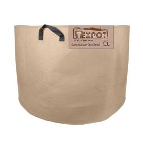 Tex Pot Urban 50lt Desert Sand Color