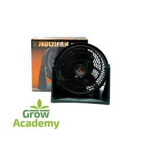 AIR CIRCULATOR MULTIFAN TURBO 30W-20CM