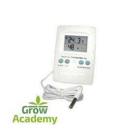 THERMOHYGROMETER MAX-MIN DIGITAL WITH BORE CORNWAL