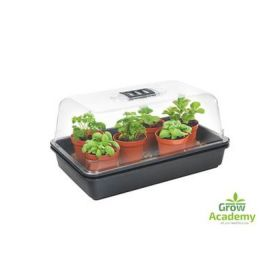 MEDIUM HEATED PROPAGATOR (38X24X21.5CM)