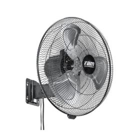 RAM 450mm Heavy Duty Wall Fan (18'') - EU Plug