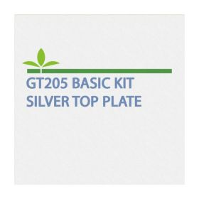 GT205 BASIC KIT-SILVER TOP PLATE