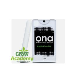 ONA CARD SPRAY 12ML APPLE CRUMBLE