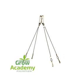 PHYTOLED GX/NX2 HANGING SET: 2 CARABINER + 4 CABLES