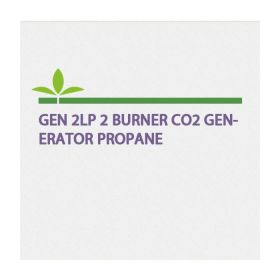 GEN-2LP 2 BURNER CO2 GENERATOR PROPANE