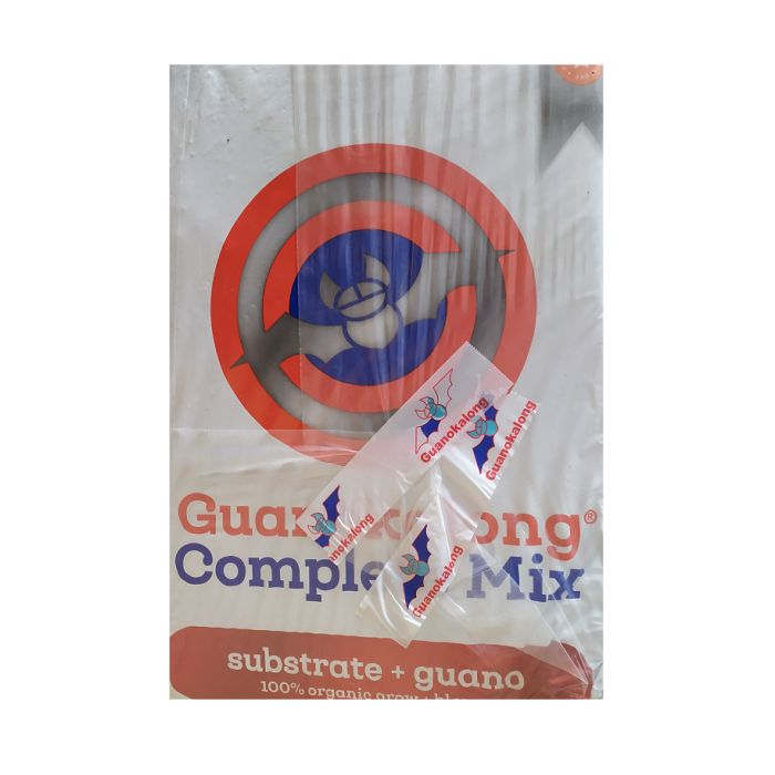 Complete Mix Soil & Guano 50lt