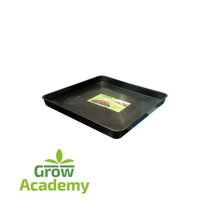 G45 Square Gravel Tray Green