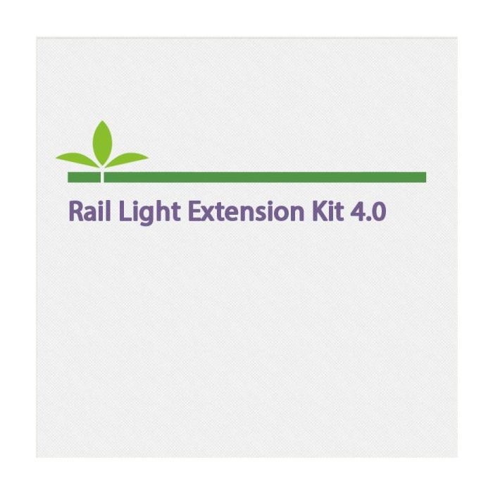 Rail Light Extension Kit 4.0