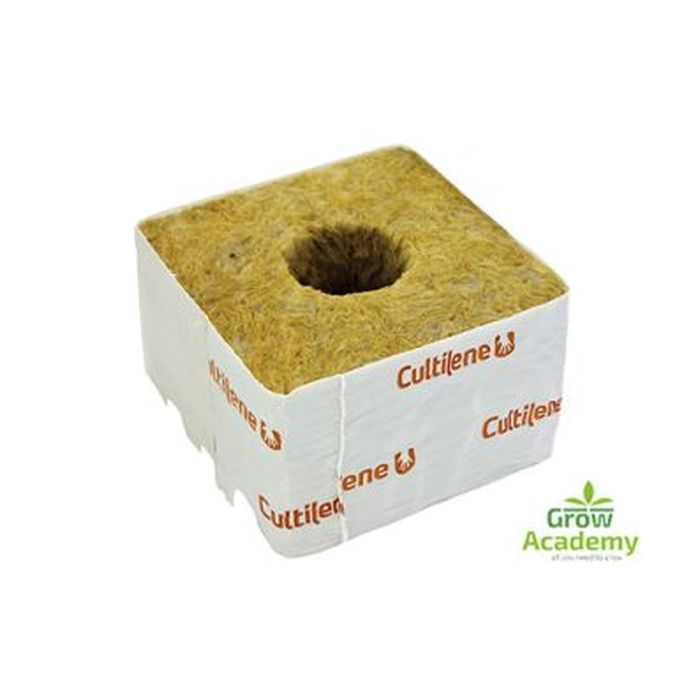 Cultilene 100mm (4″) Cube With Large Hole (38/35)