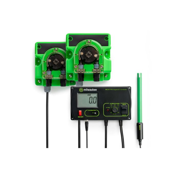 MC745 Controller kit with smart conductivity controller and 2xdosing pump