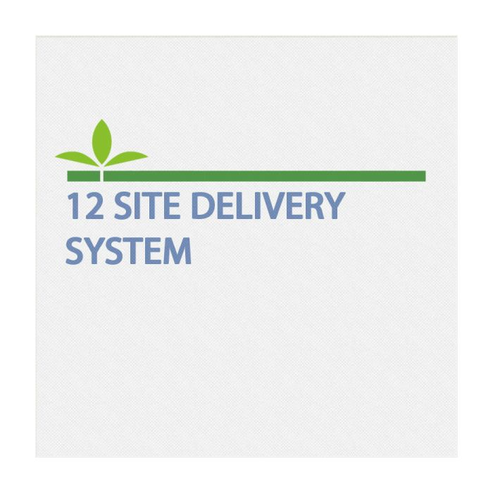 12 Site Delivery System