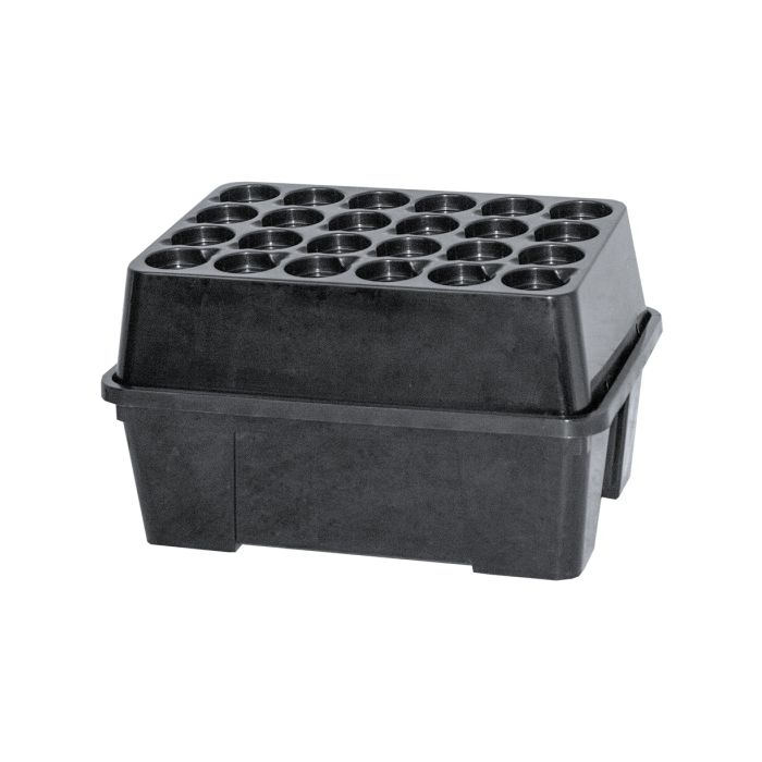 PLANT!T 24 Site Clone System EU Plug includes Humidity Dome and Pump